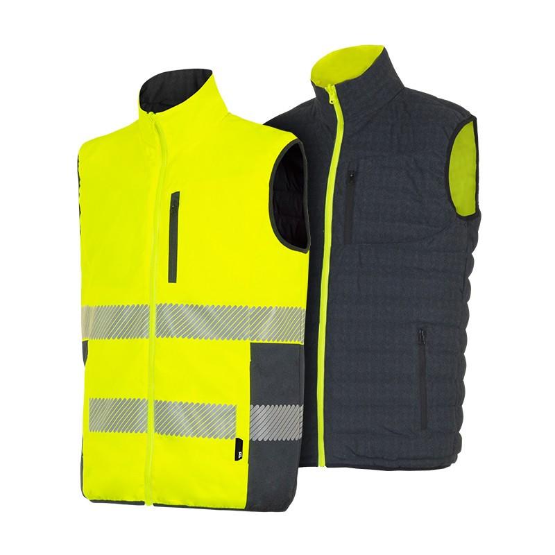 Bodywarmer NEPAL alta visibilidad