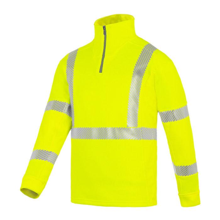 Jersey CLIPPERTON de Alta Visibilidad frio