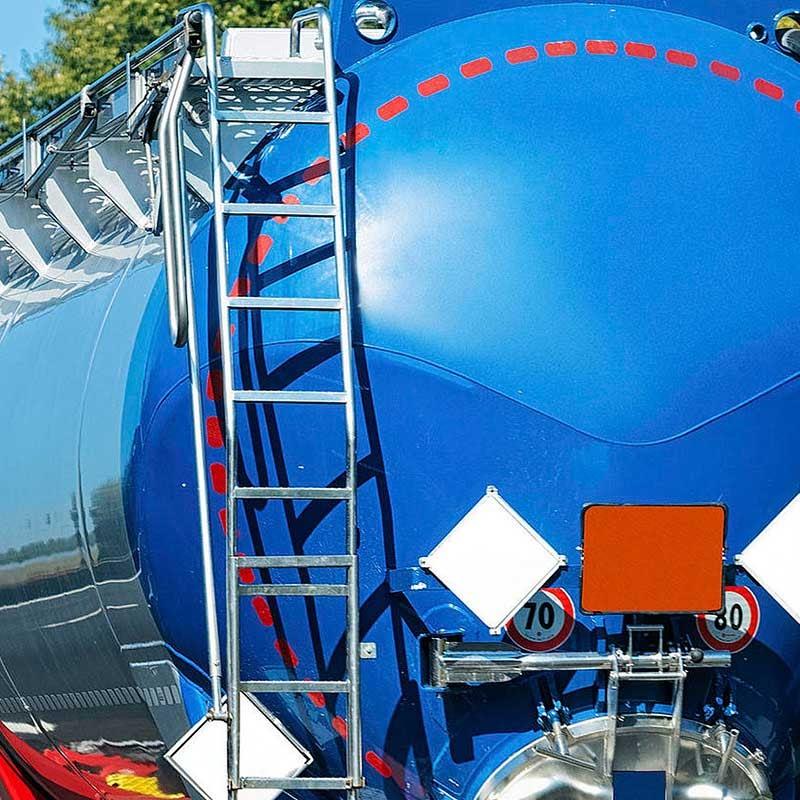 letreiros de camiões, sinalização reflectora