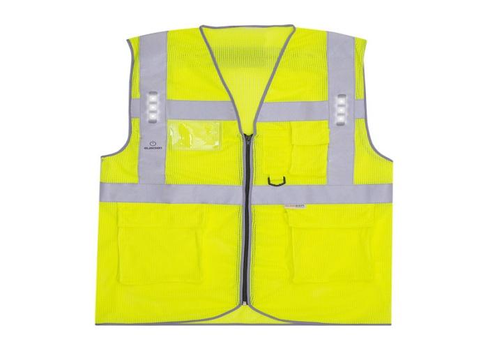 ropa trabajo alta visibilidad verano